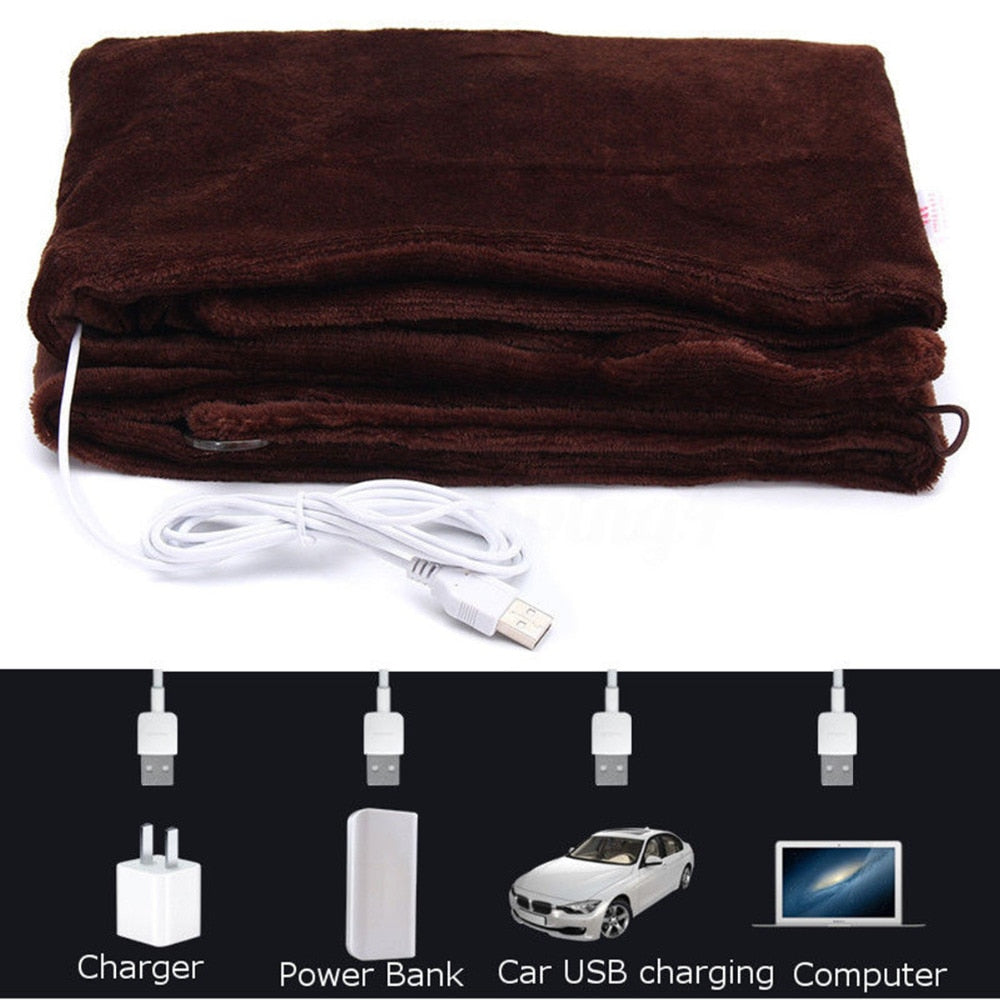 Electric Heating Blanket/Shawl