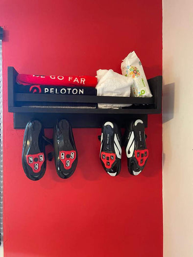 Decorating around or with your new Peloton