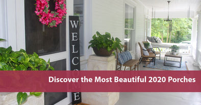 Discover the Most Beautiful 2020 Porches
