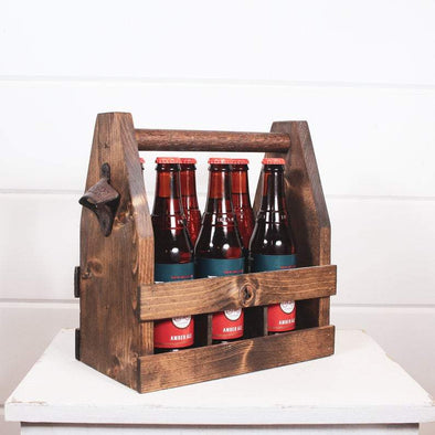 Beer Caddy Six Pack gifts Native Range