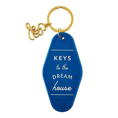 Dream House Motel Key Tag - Native Range