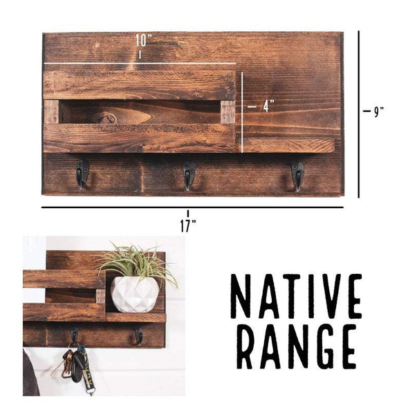Entryway Organizer Organizer Native Range