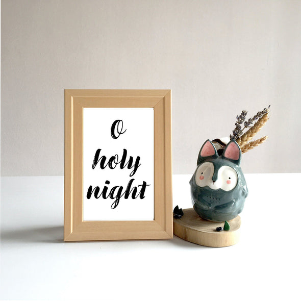O Holy Night Downloadable - Native Range