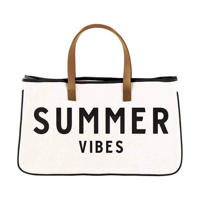 Summer Vibes Canvas Tote - Native Range