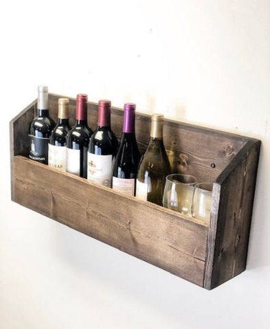 Wooden Wine Rack - Native Range