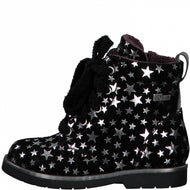 S.Oliver Kids Ankle Boot Black/Stars 36200-25 099