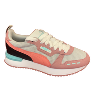 Puma Grey Salmon Rose Combination Trainer R78
