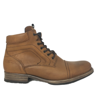 Lloyd & Pryce Mens Tommy Bowe GILBERT Tan Lace up Boot