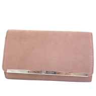 Marco Tozzi Old Rose Clutch Bag