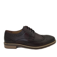 Hush Puppies Mens Bordo Brogue BRYSON
