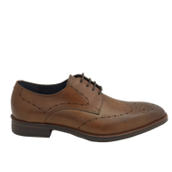 Lloyd & Pryce Tommy Bowe Mens Tan Brogue Shoe RAND