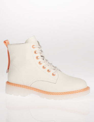 Una Healy Ladies Neutral Laced/Zip Boot HOME NOW