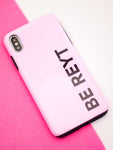 Be Reyt iPhone Tough Case