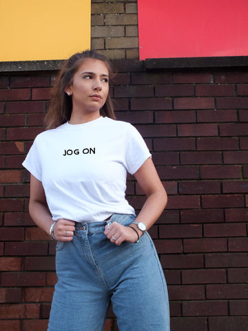 'JOG ON' Charity T-Shirt