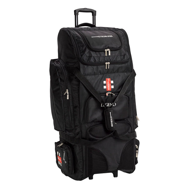 Legend Wheel Bag - Gray-Nicolls Sports