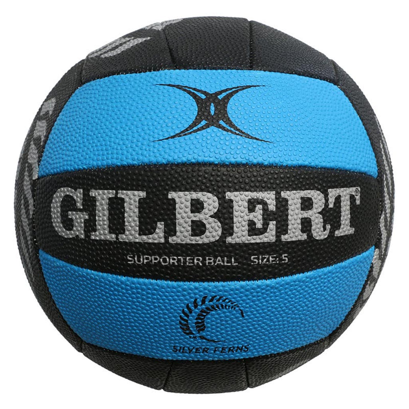 Silver Ferns Supporter Ball - Gray-Nicolls Sports