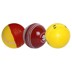 Skill Bowling 3 pack (Swing ball/SpinBall/Wonderball) - Gray-Nicolls Sports