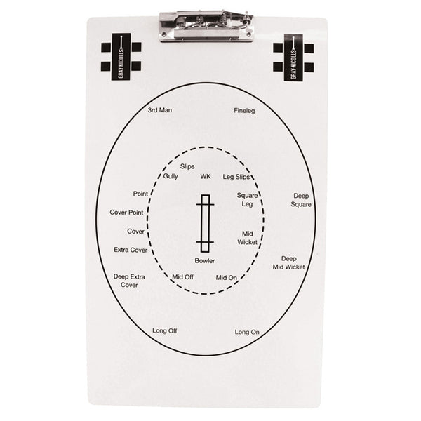 Cricket Coaching Clipboard - Gray-Nicolls Sports