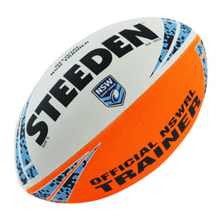 NSW Rugby League Training Ball - Gray-Nicolls Sports