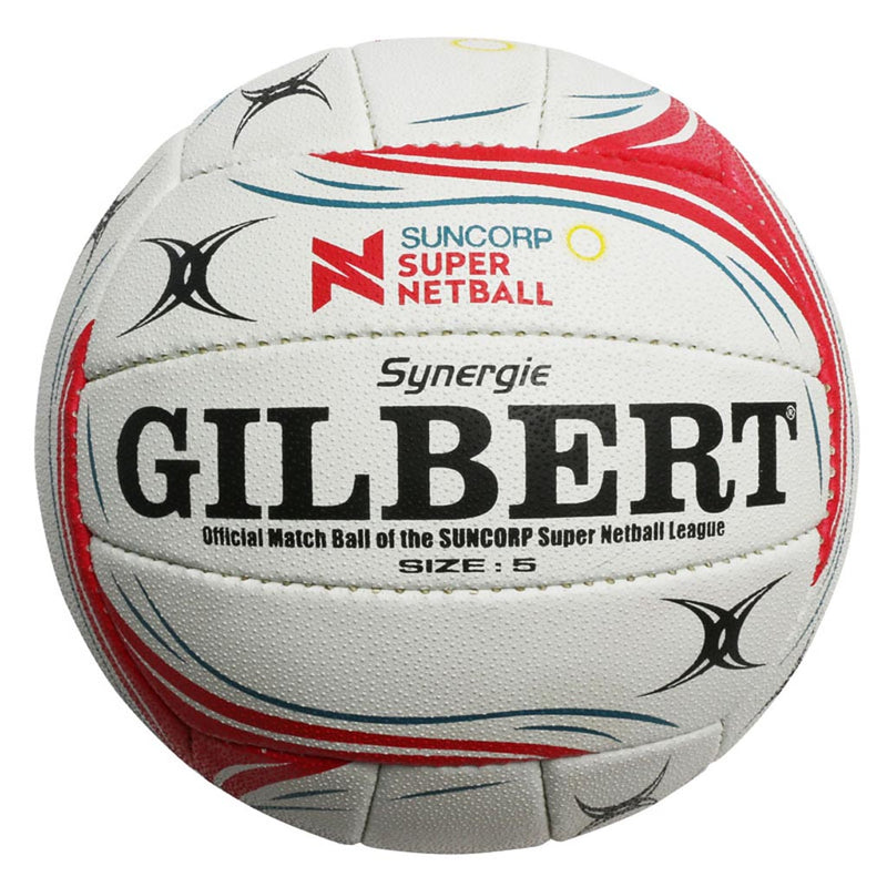 SUPER NETBALL SYNERGIE MATCH-SZ5 - Gray-Nicolls Sports