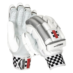 Silver Batting Gloves - Gray-Nicolls Sports