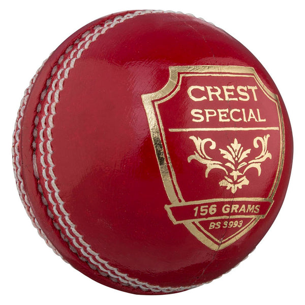 Crest Special 2pce-Red/Wht-156g - Gray-Nicolls Sports