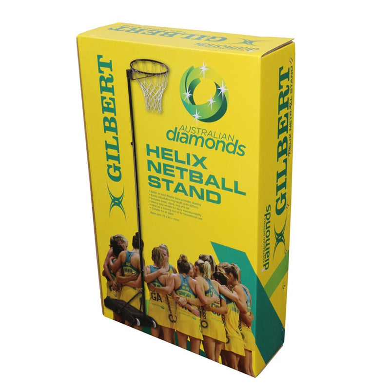 Diamonds Helix Netball Stand - Gray-Nicolls Sports
