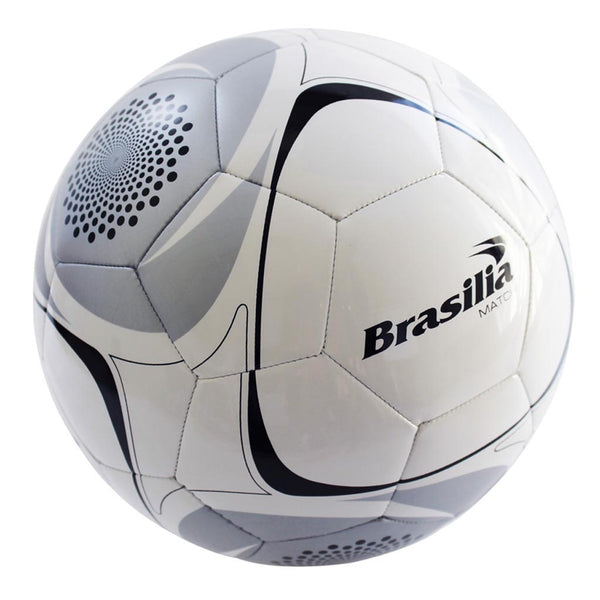 Brasilia Match Soccer Ball - Gray-Nicolls Sports