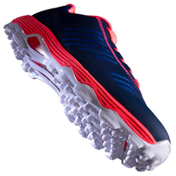 Navy/Pink Burner Hockey Shoes - Gray-Nicolls Sports