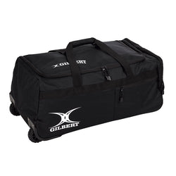 Pro Kit Wheel Bag with Trolley (2020) - Gray-Nicolls Sports
