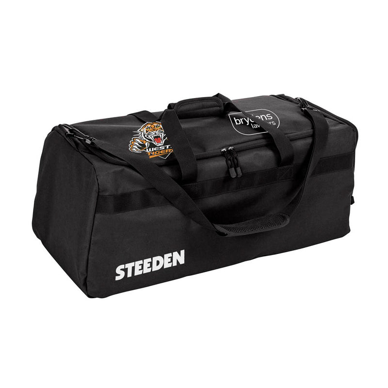 Wests Tigers 2021 Players Gear Bag - Gray-Nicolls Sports