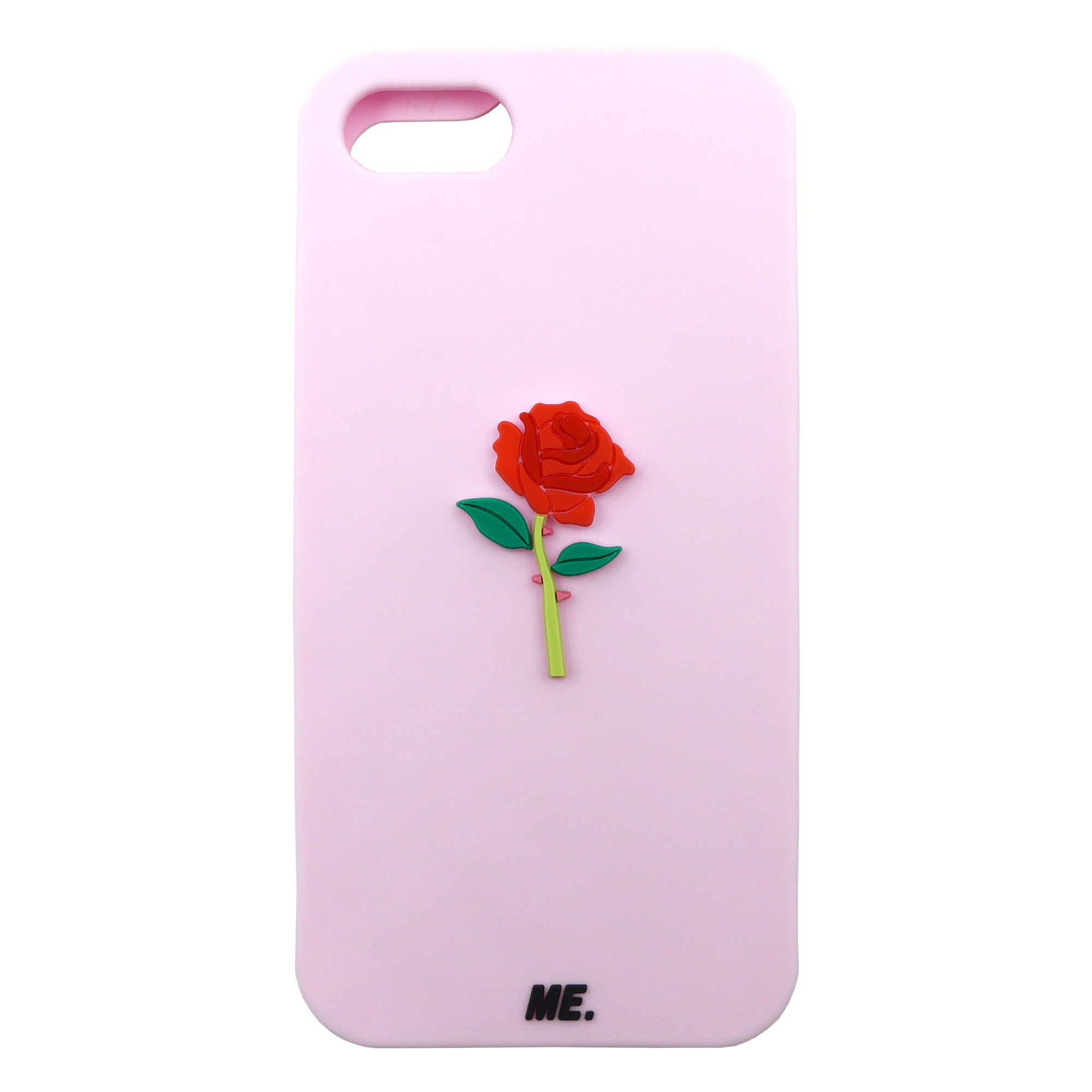 3 D Silicone Iphone 6 7 Case Single Rose Melody Ehsani