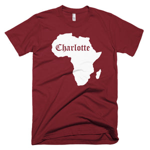 African from Charlotte Short-Sleeve T-Shirt