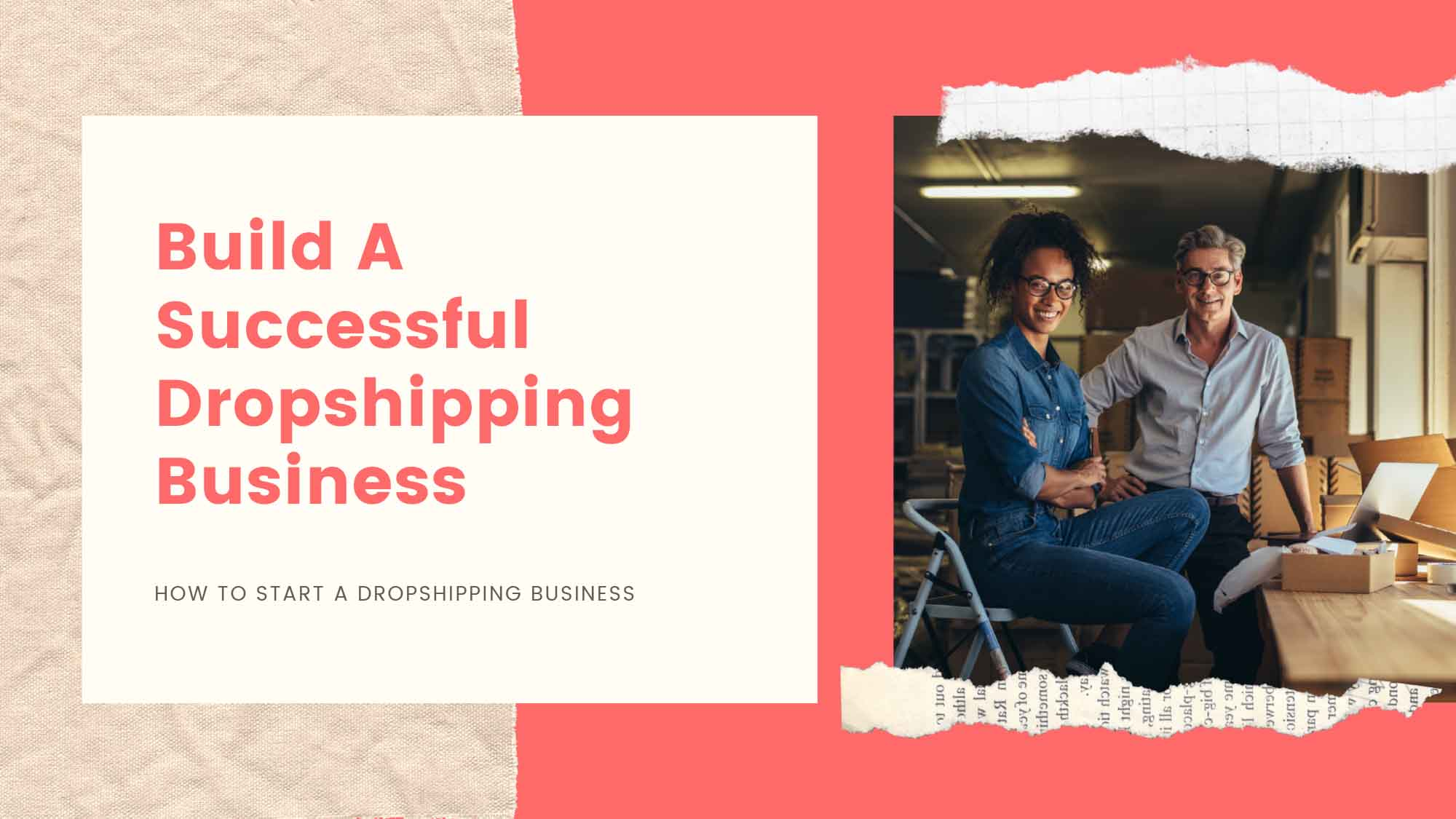 Build A Successful Dropshipping Business-DropshipUSA
