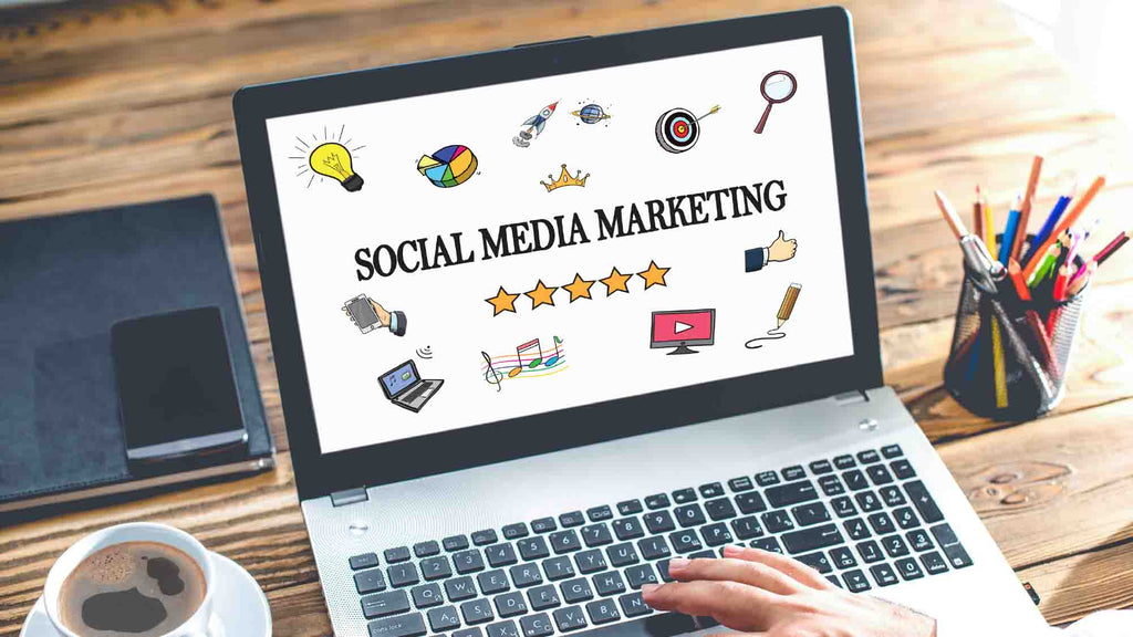 Increase your visibility by social media marketing