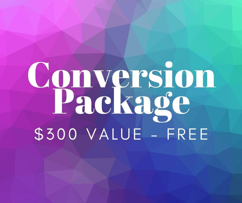 Conversion Add On Package