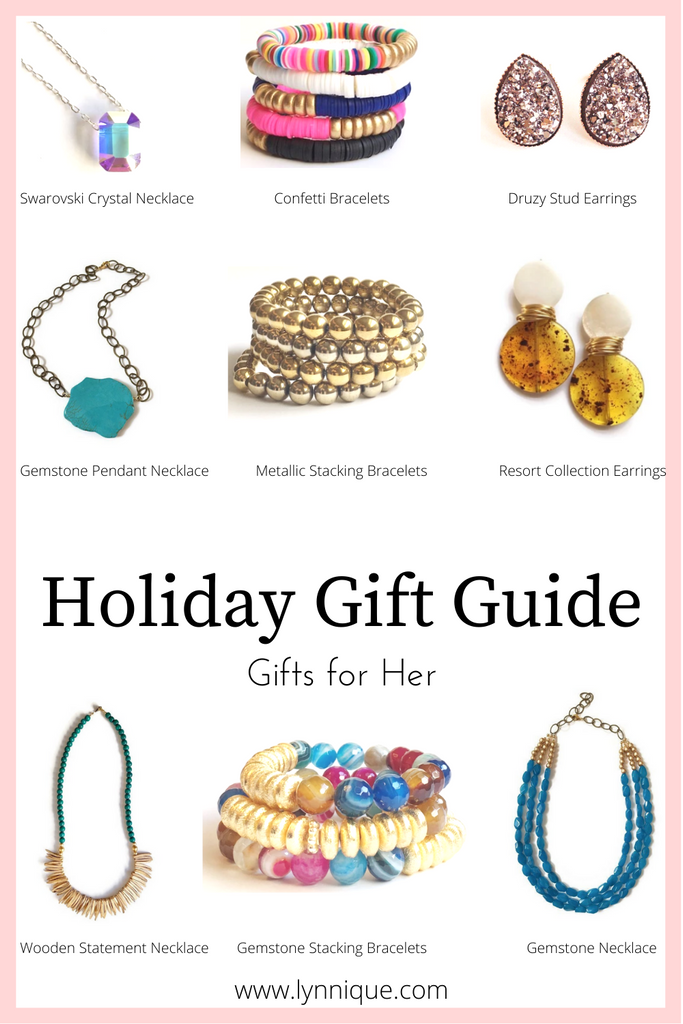 The Ultimate Holiday Gift Guide - Gifts for Her