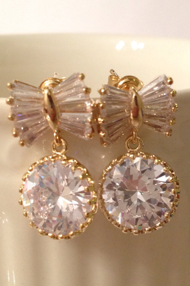 The Jeanenne Earrings