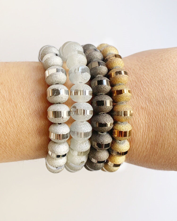 Orbit Bead Bracelets