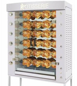 Rotisol - 1160.6P - Performance Gas Rotisserie