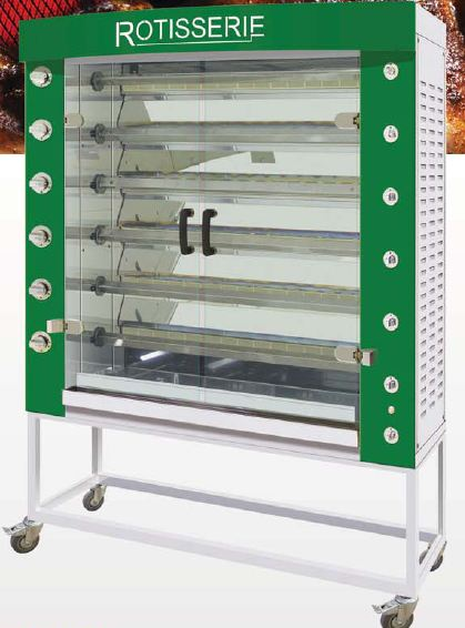 Rotisol - 1400.6P - Performance Electric Rotisserie