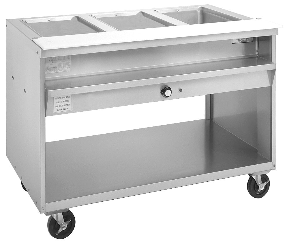 3400 Series Waterbath Hot Food Tables