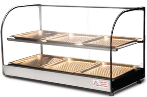 Celcook Heated Display Cases - CHD-33CLIO - Clio Line
