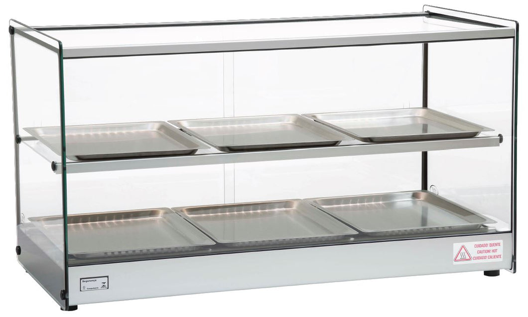 Celcook Heated Display Cases - CHD-33ERA - Erato Line