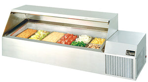 CR 9000 Series Refrigerated Countertop Rail