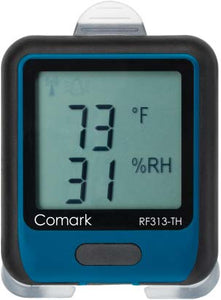 Comark - RF313-TH - Temperature and Humidity Data Logger