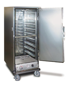 Non-Insulated Cabinet with Removable Heat Module - ETC-1826-9HD