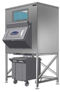 "Kloppenberg - IFS1000-125 - 1161 lbs. Capacity ~ 48"" Ice Fill Station"
