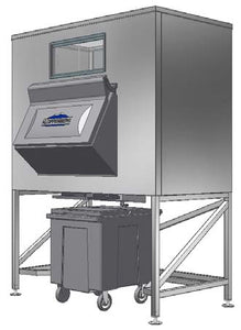 Kloppenberg - IFS1800-250 - 2180 lbs. Capacity ~ Ice Fill Station