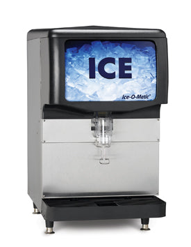 Ice-O-Matic - IOD150 - Ice Only or Water/Ice Dispenser